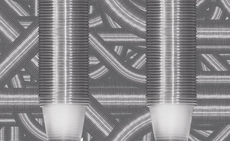 Chris Jordan - Plastic Cups