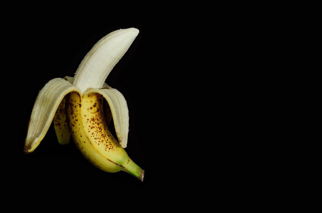 Receitas com banana madura
