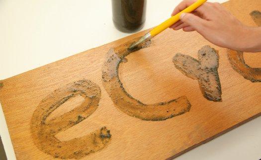Grafite de musgo