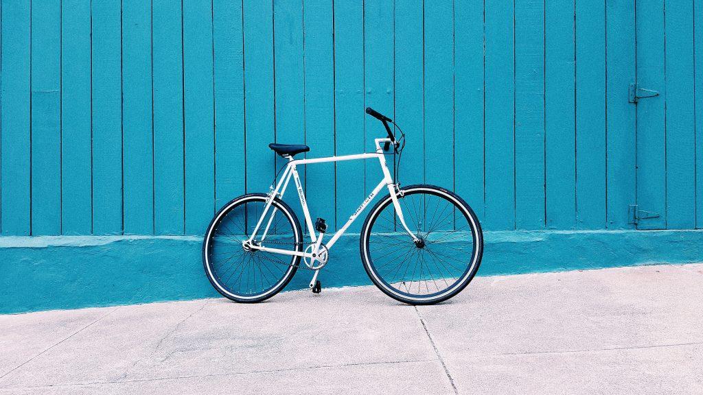 Como andar de bicicleta