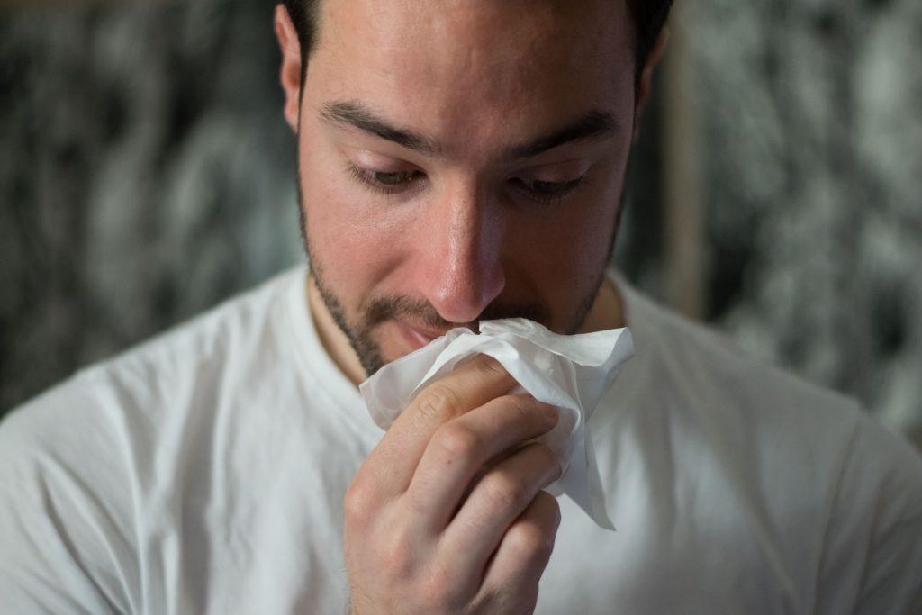 Como desentupir nariz