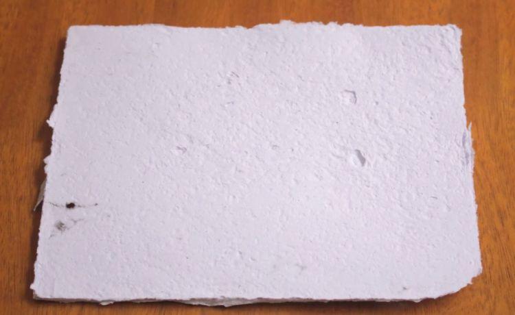 reciclagem de papel