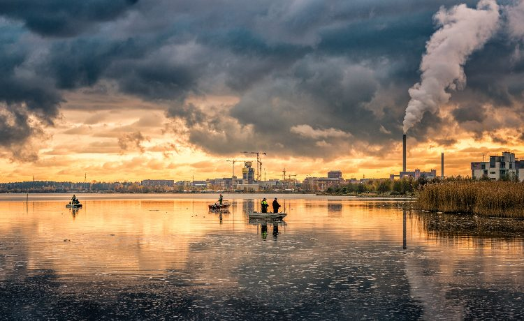 Poluição química