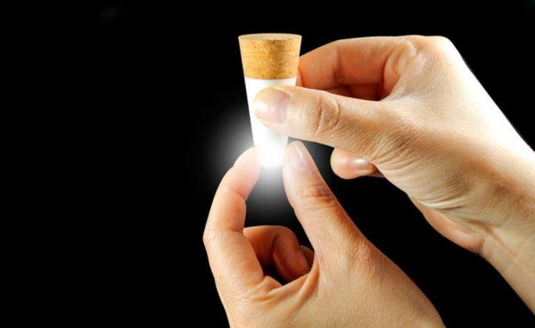 Rolha de LED