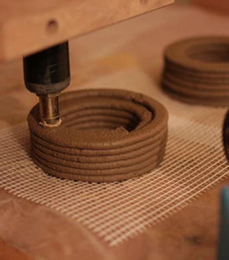 Impressora 3D de grama