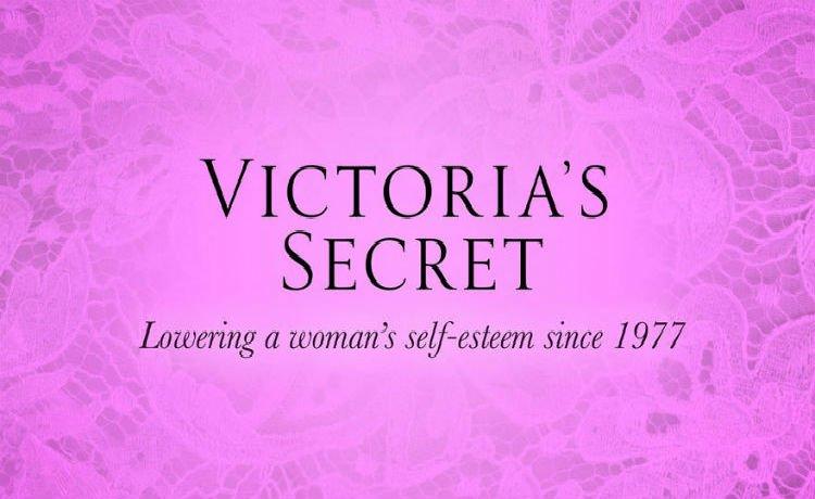 Diminuindo a autoestima da mulher desde 1977