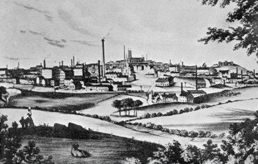 fabrica inglesa (século XIX)