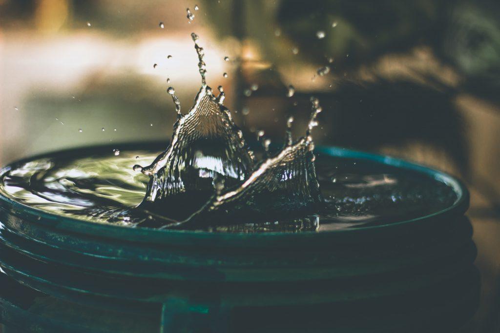 Consumo consciente de água