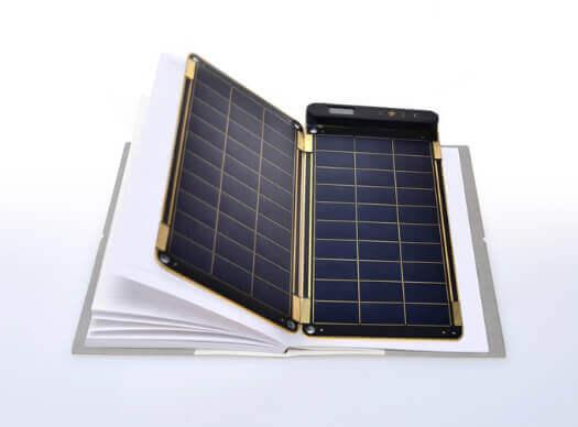 Solar Paper livro