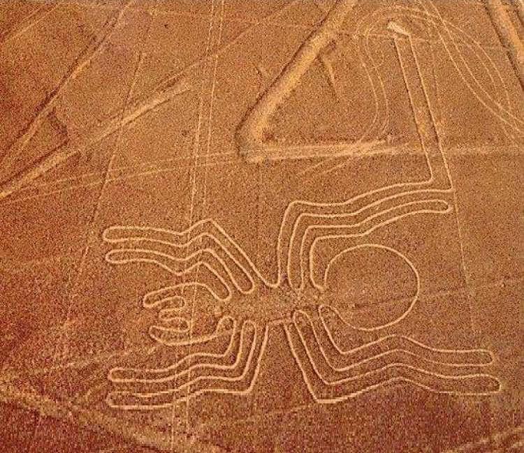 Linhas e Geoglifos de Nasca e das Pampas de Jumana
