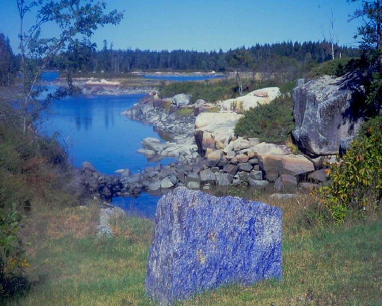 Aviva Rahmani, Blue Rocks