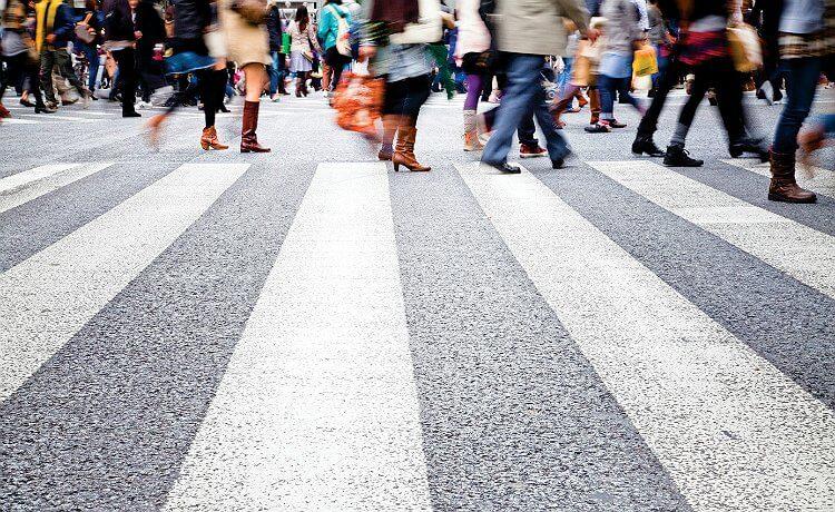 pedestrianismo