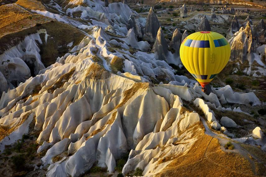 Capadócia, Anatólia, Turkey
