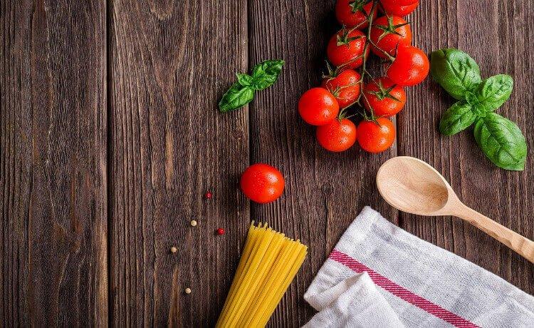 Molho de tomate ao forno
