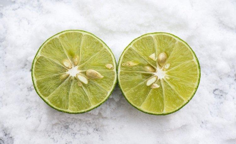 sódio limão