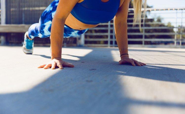 atividade física é tratamento caseiro para psoríase