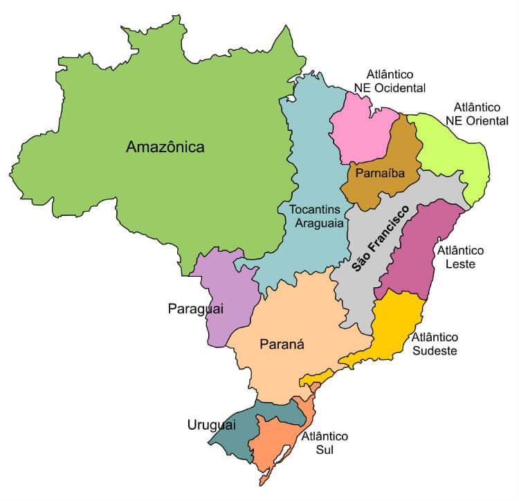 Bacias do Brasil