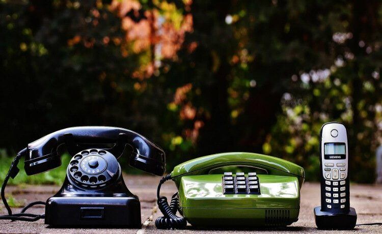 Evolução do telefone