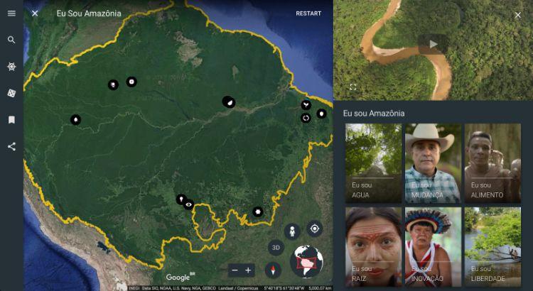 Eu Sou Amazônia