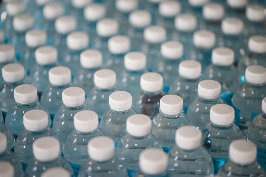 Coprocessamento com garrafas plásticas