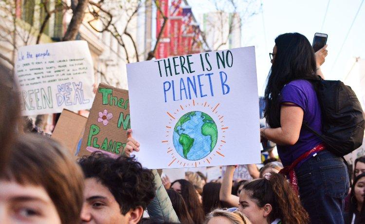 24 horas de realidade climática