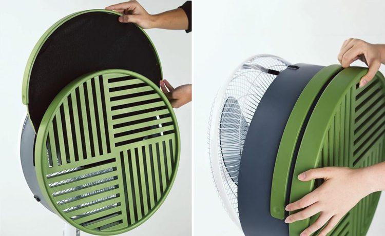 Acessório para ventilador da Ikea