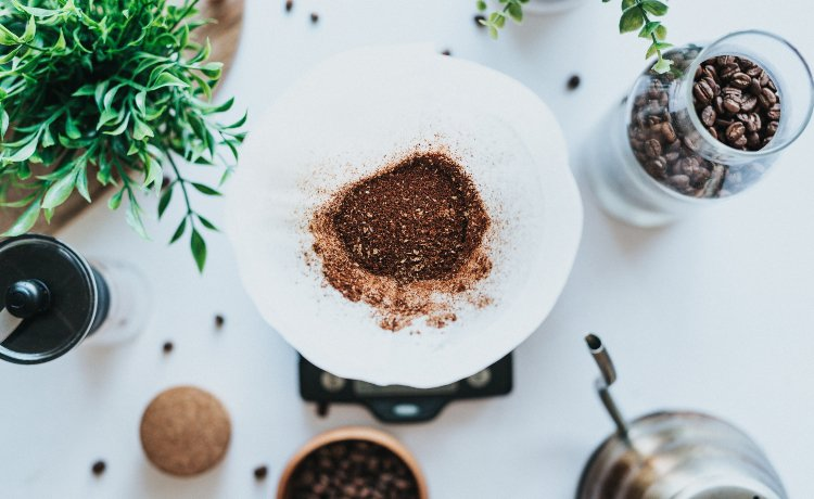 Hidratante de café