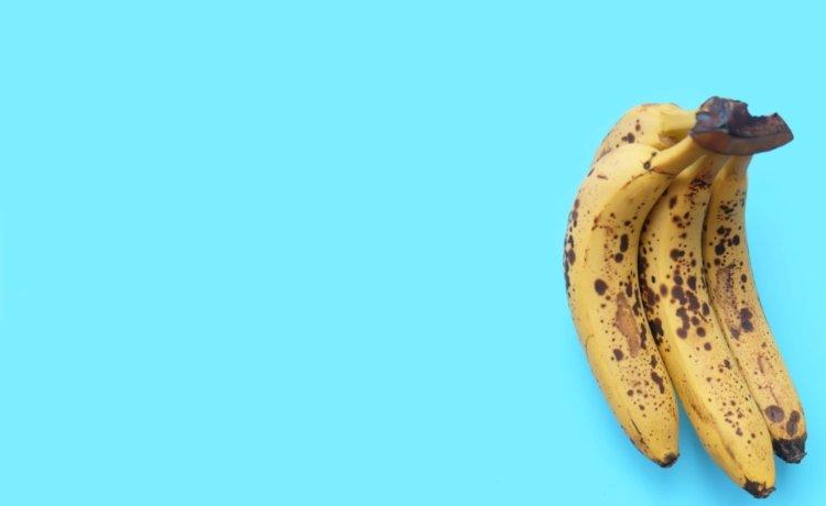 Banana é hidratante