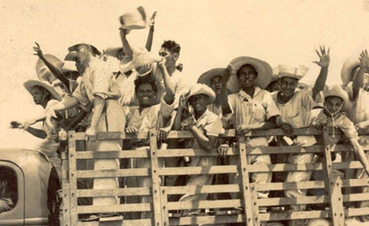 """""""Soldados da Borracha"""", de Wolney Oliveira."""